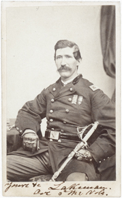 Colonel Moses B. Lakeman (Maine State Archives).