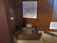 More of war's artifacts.