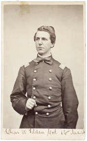 Col. Charles Tilden (Maine State Archives).