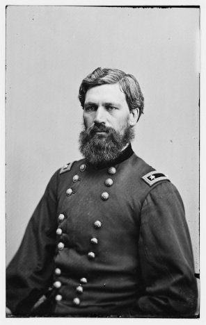 Maj. Gen. Oliver Otis Howard (Library of Congress).