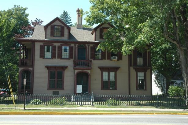 chamberlain house